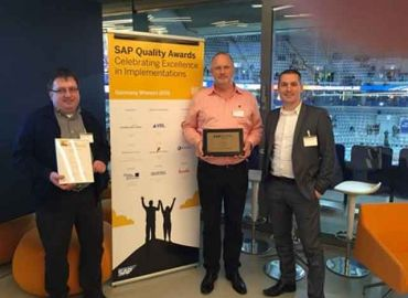 AdS Consulting wins SAP award for Formpack implementation with CKS.DMS Add-on