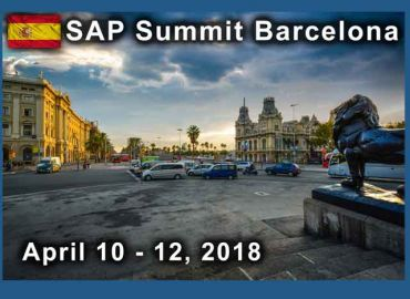 SMB Summit 2018 in Barcelona April 2018 - We'll be there!